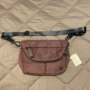 Lululemon All Night Festival Bag 5L. NWT!